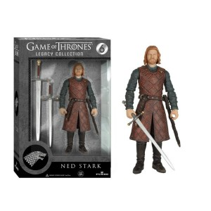 Ned Stark Funko Legacy Collection