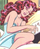 mary jane watson crying