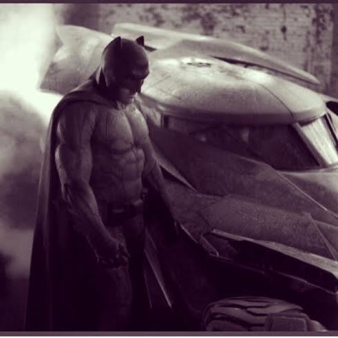 Batman Man of Steel Ben Affleck