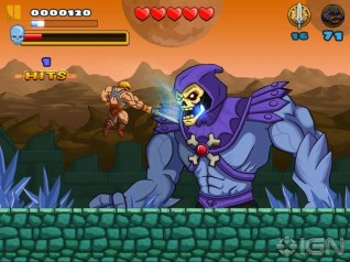 He Man The Most Powerful Game in the Universe screenshot