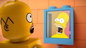 Lego Homer