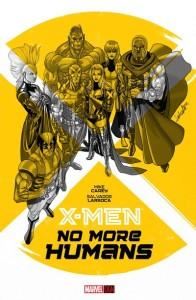 X Men No More Humans TPB