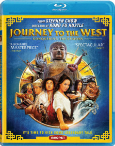 journey to the west bluray