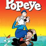 popeye #22 oct-dec 1952 Cover