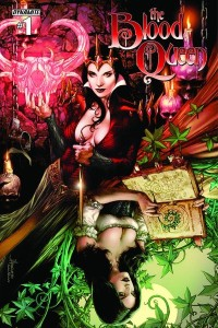 Blood Queen 1 cover