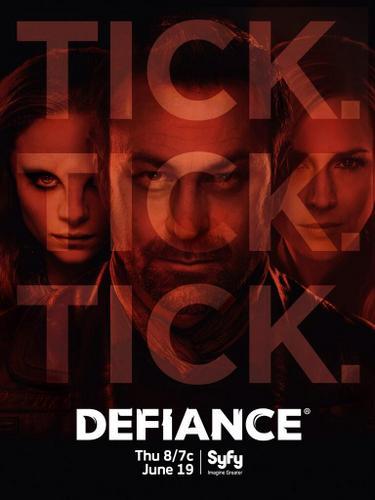 Defiance season 2 poster