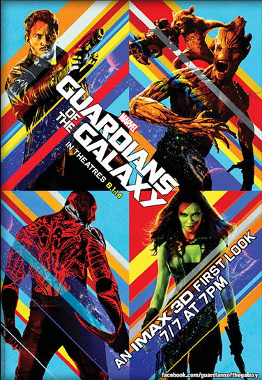 IMAX Guardians of the Galaxy