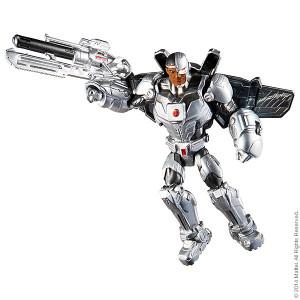 Mattel Total Justice Cyborg