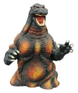SDCC Diamond Select Godzilla bank