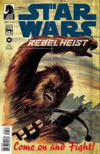 Star Wars Rebel Heist 3 Matt Kindt variant cover