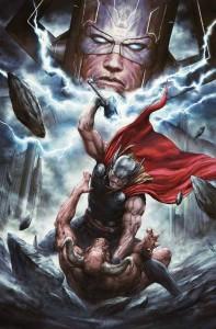 Thor God of Thunder 23 cover