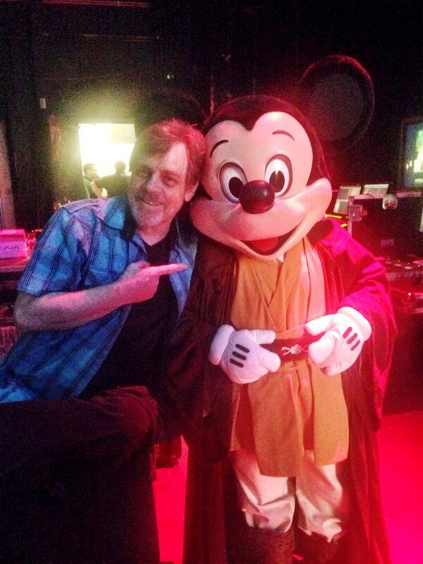 mark hamill and mickey 1