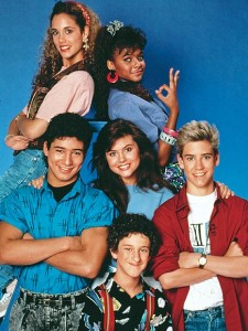 saved by the bell old cast