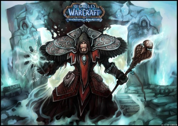 world of warcraft Medivh