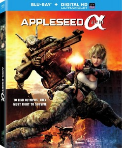 Appleseed- Alpha