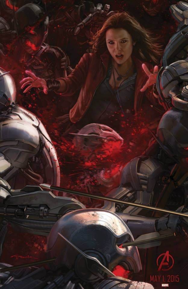 Avengers Age of Ultron poster 02