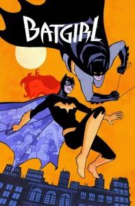 Batgirl 33 cover Batman 75 Variant