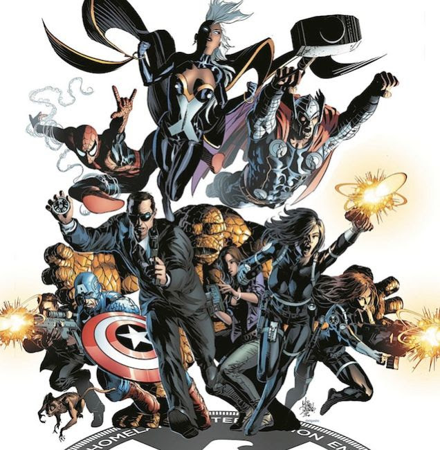 Marvel Agents of Shield