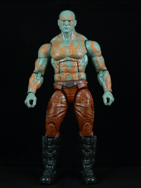 Marvel Legends Guardians of the Galaxy Drax 01