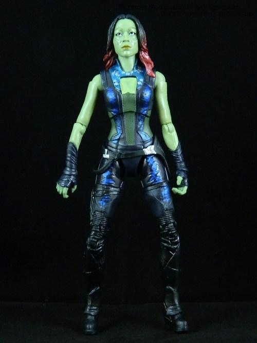 Marvel Legends Guardians of the Galaxy Gamora 01