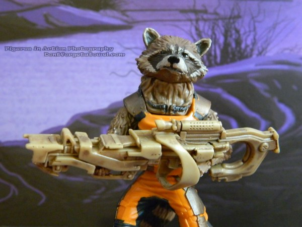 Marvel Legends Guardians of the Galaxy Rocket Raccoon 08