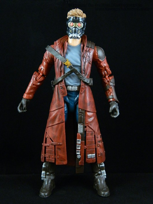 Marvel Legends Guardians of the Galaxy Star Lord 01