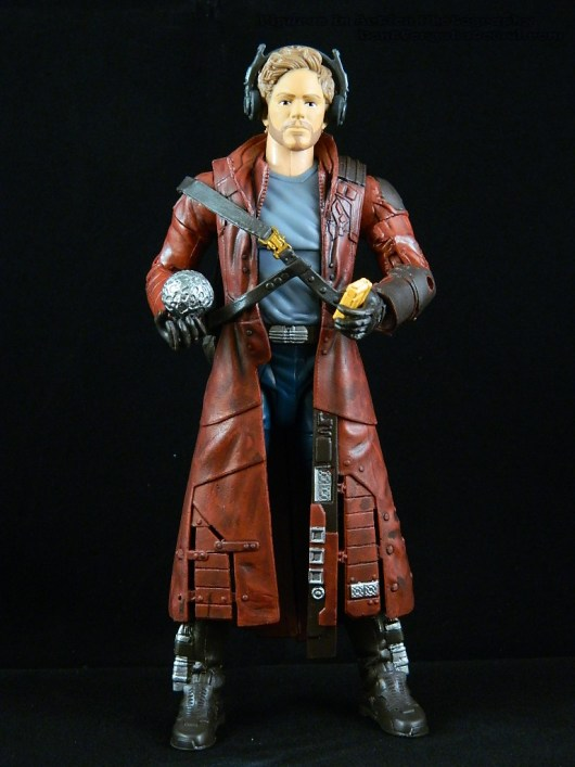 Marvel Legends Guardians of the Galaxy Star Lord 09