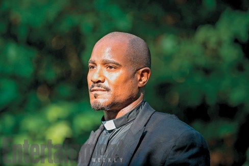 fathe gabriel the walking dead seth gilliam