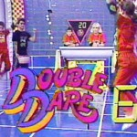 Nickelodeon game show double dare