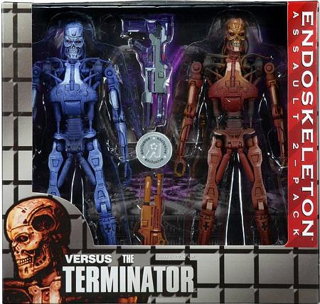 NECA Terminator TRU 2pack 05