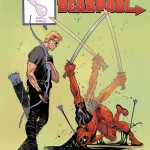 Hawkeye Deadpool 3
