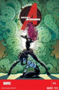 Secret Avengers 12