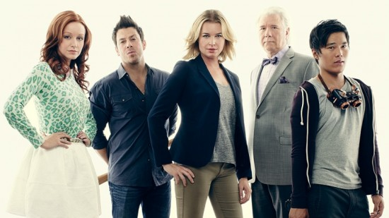The Librarians 01