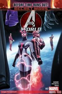 Avengers World 17