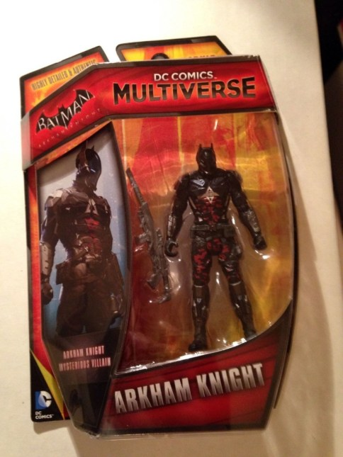 Batman Arkham Knight Multiverse