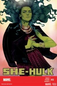 She Hulk 12