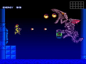 Super Metroid - Ridley