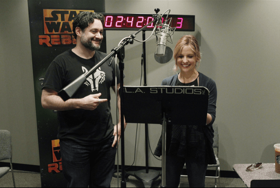 sarah michelle gellar star wars rebels