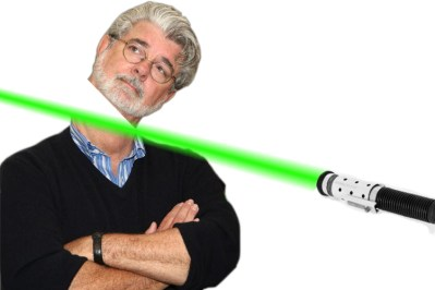 George lucas no