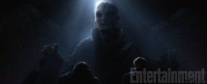 Snoke official Entertainment Weekly