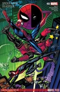 spiderman deadpool 2