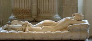 The Sleeping Hermaphroditus by Gian Lorenzo Bernini