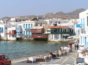 Little Venice on Mykonos