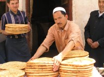 China Bread