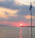 Reflecting Aegina