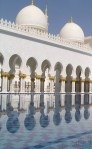 Reflecting Abu Dhabi