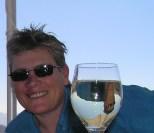 Reflecting Wine