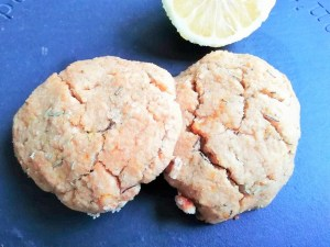 Grain free lemon rosemary scones Breakfast Grainfree Lunch snack