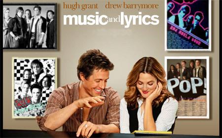 Music And Lyrics movie