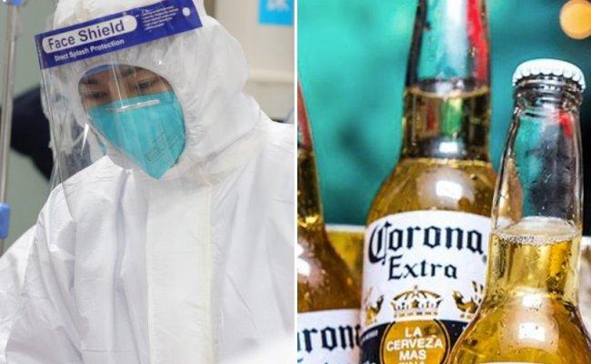 People Think Corona Beer Is Somewhere Related To Corona